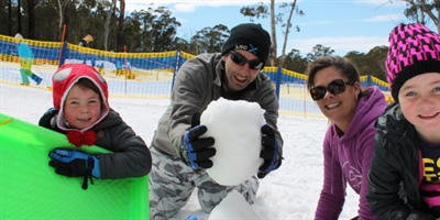 Non-stop winter family fun in the ACT