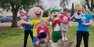 SA's Credit Union Christmas Pageant shines a light on Kid-ness